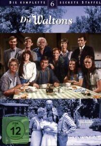 The Waltons - Complete Series 6 * Region 2 (UK) DVD New