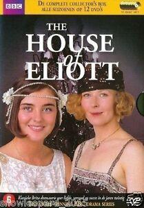 House of Eliott Complete Series 1 2 3 Collection DVD Boxset elliot elliott R2