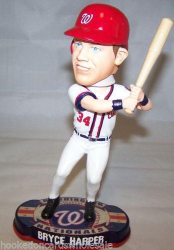 Bryce harper bobblehead baseball mlb ebay for Bryce harper mvp shirt
