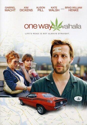 One Way to Valhalla (2012, REGION 1 DVD New)