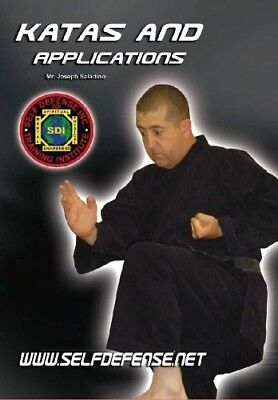 martial arts instructional dvd self defense mma karate judo jujitsu dvd KK