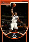 Bowman Not Authenticated Rudy Gay Basketball Trading Cards