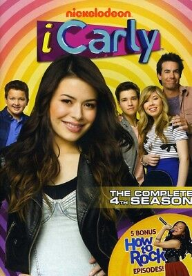 Icarly - Icarly: The Complete 4th Season [New DVD] Full Frame, Amaray Case, Dolb for sale  USA