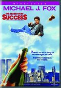Secret of My Success DVD