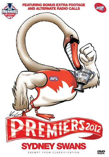 AFL Grand Final Gear for the Sydney Swans