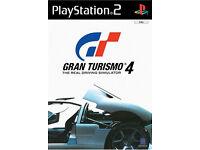 PS2 Gran Turismo 4