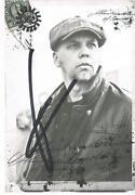 Böhse Onkelz Autogramm