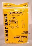 Shop Vac Bags