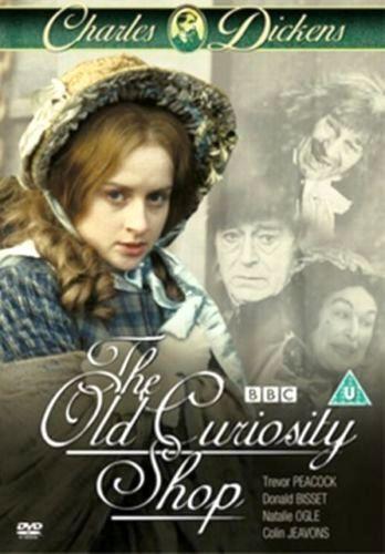 THE OLD CURIOSITY SHOP 1979 TREVOR PEACOCK DONALD BISSET BBC UK REGN 2 DVD L NEW