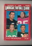 Sporting News Football Guide