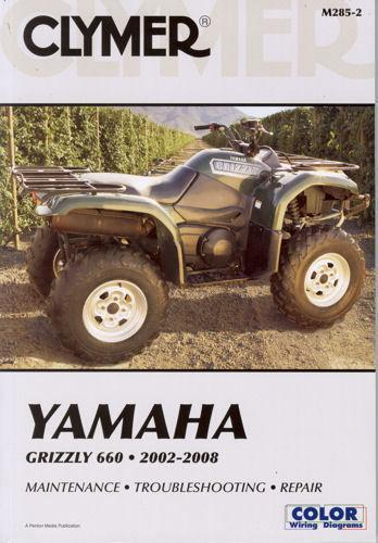 1998 Yamaha Grizzly 600 Ultramatic Wiring Diagram - All