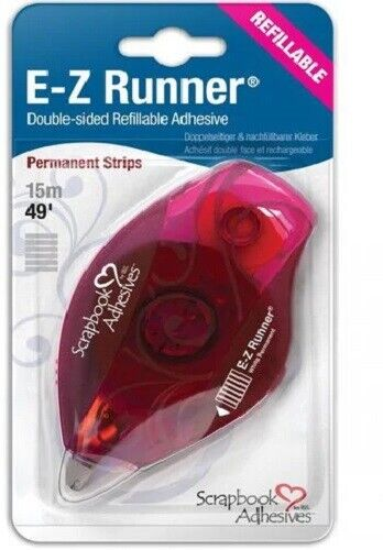 New E-Z Runner Refill (Permanent)