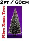 2ft Fibre Optic Christmas Tree