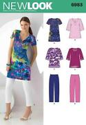 Ladies Sewing Patterns