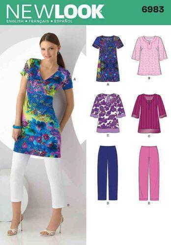 Ladies Sewing Patterns Ebay