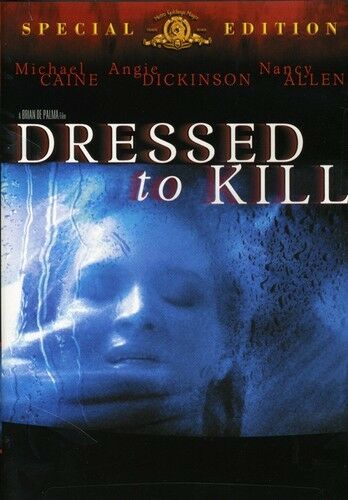 Dressed to Kill [Special Edition] (2001, REGION 1 DVD New) WS