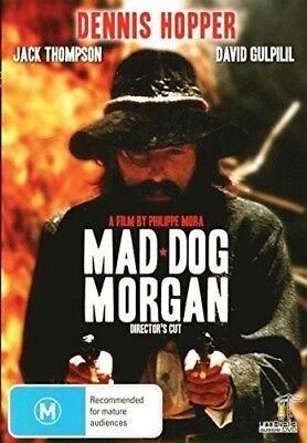 Mad Dog Morgan [New Misc] Australia - Import, PAL Region 0