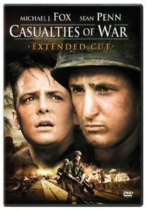 Casualties of War DVD