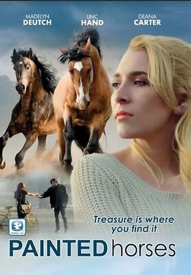 Painted Horses [New DVD] Widescreen