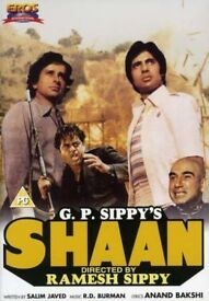 Shaan Bollywood Amitabhs Movie - (Very Good Condition)