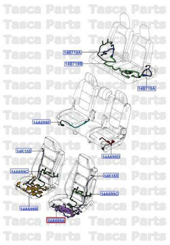 Ford Explorer Power Seat Ebay