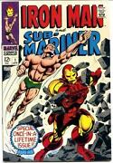 Iron Man and Sub-mariner 1