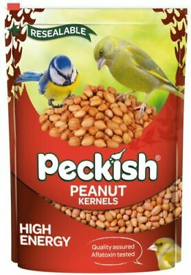 Peckish Peanuts For Garden Birds High Energy Wild Bird Food 5kg *FREE DELIVERY*