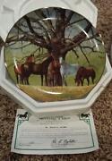 Danbury Mint Horse