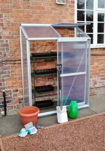 Polycarbonate Lean To Greenhouse Ebay