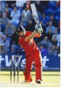 England Cricket Signed