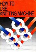 Brother 881 Knitting Machine