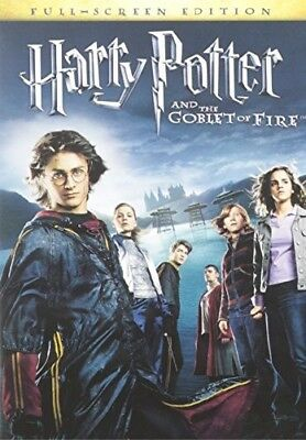Harry Potter and the Goblet of Fire (DVD, 2006, Full Frame) NEW