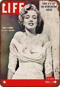 Marilyn Monroe Look Magazine