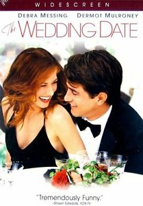 The Wedding Date  (New DVD) = Debra Messing , Dermot Mulroney