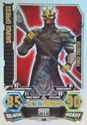 Star Wars Karten Savage Opress