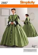 Civil War Dress Pattern