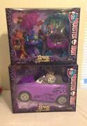 Monster High Car