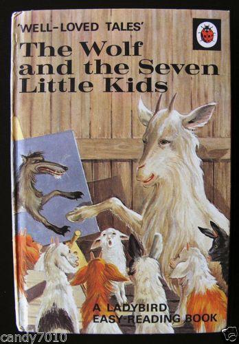 seven little kids