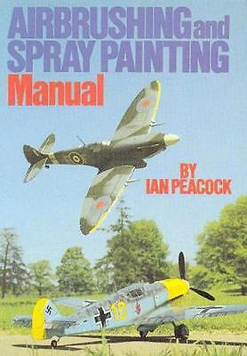 Aerografía Y Spray Pintura Manual Por Ian Pavo Real,Nuevo Libro,Libre Rápido