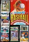 Fleer 91 Baseball