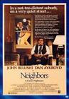 Neighbors DVD Belushi