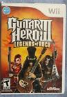 Wii Guitar Hero Games