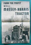 Tractor Brochure