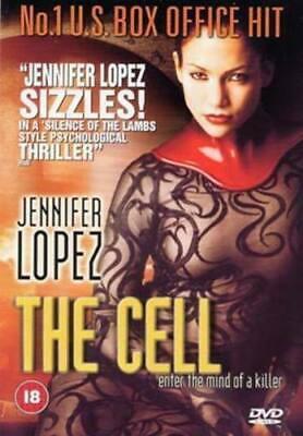 The Cell (DVD) (2001) (Jennifer Lopez)