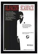 Scarface Framed