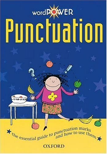 OXFORD WORDPOWER PUNCTUATION,Hachette Children's Books
