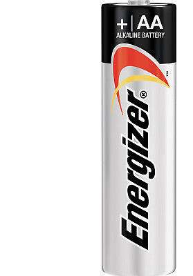 CASE 48 NEW Eveready Energizer AA Alkaline Batteries