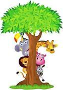 Safari Decor