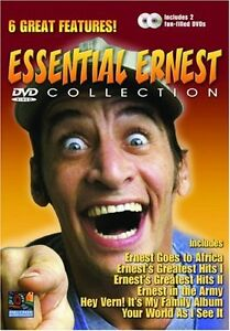 Essential Ernest DVD Collection (six in one)