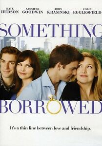 SOMETHING BORROWED [DVD NTSC/1 NEW]